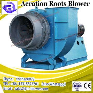 220/380Vac aeration roots blower sewage treatment air blower